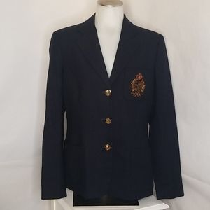 Ralph Lauren Navy blazer